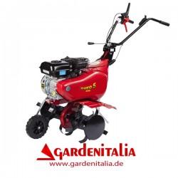 Eurosystems Euro5 EVO Motorhacke / Gartenfräse - Loncin TM 60 OHV Benzinmotor, 1+1 Gänge