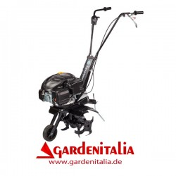 Garden Italia MH 36 Motorhacke/Gartenfräse mit Loncin 123 ccm Verbrennungsmotor
